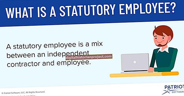 Definição de contribuições de funcionários