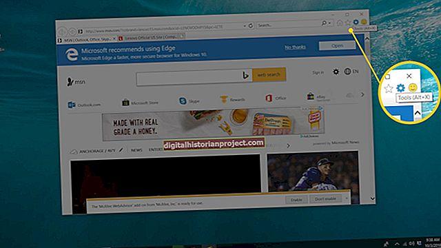 Como reinstalar uma versão mais antiga do Internet Explorer