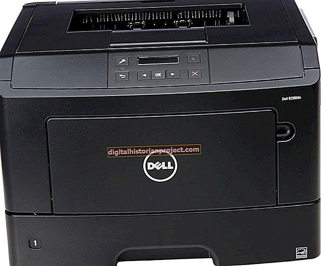 Como conectar uma impressora Dell a um sistema sem fio