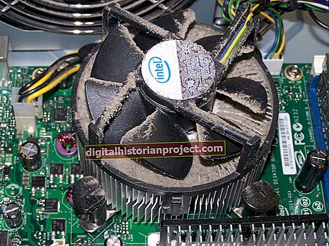 Sinais e sintomas de um dissipador de calor de computador entupido