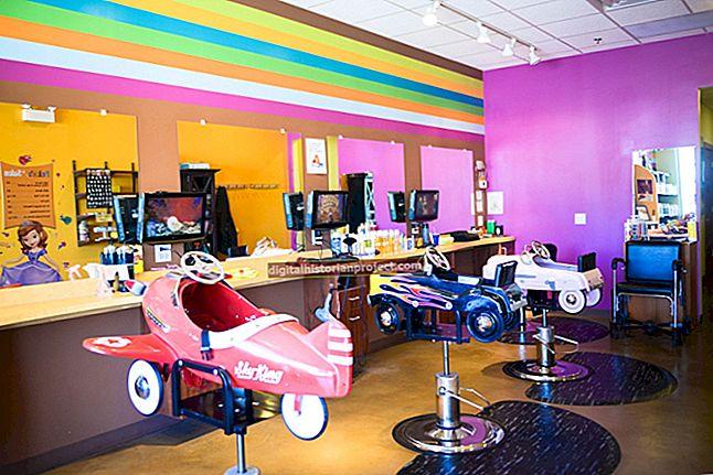 Como iniciar um salão de cabeleireiro para crianças