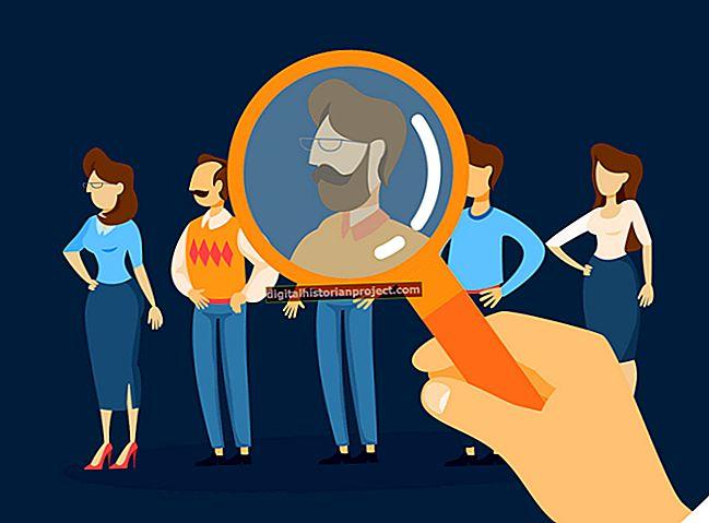 Definição do Processo de Recrutamento e Seleção