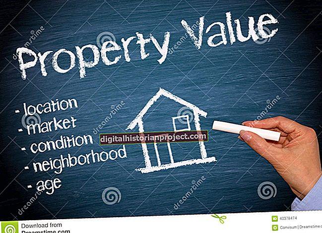Como avaliar o valor de mercado da propriedade