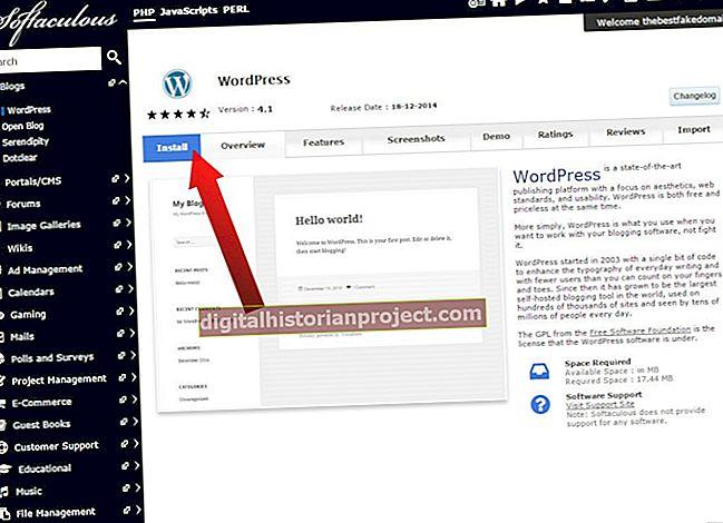 Cách xóa WordPress khỏi cPanel