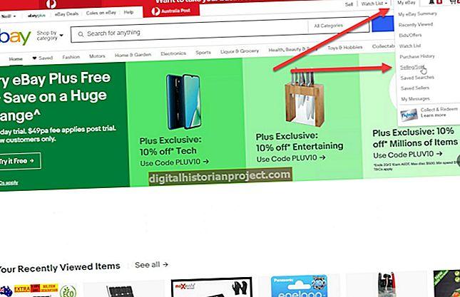 Cách xem email eBay của người mua