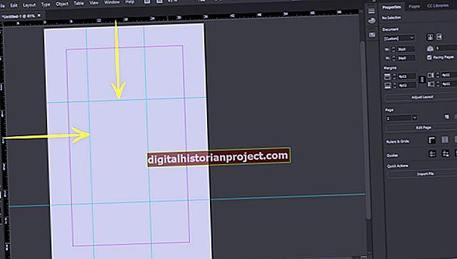 InDesign இல் அம்புகளை உருவாக்குவது எப்படி
