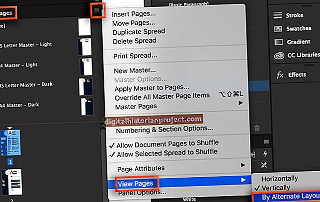 Como arquivar texto no InDesign