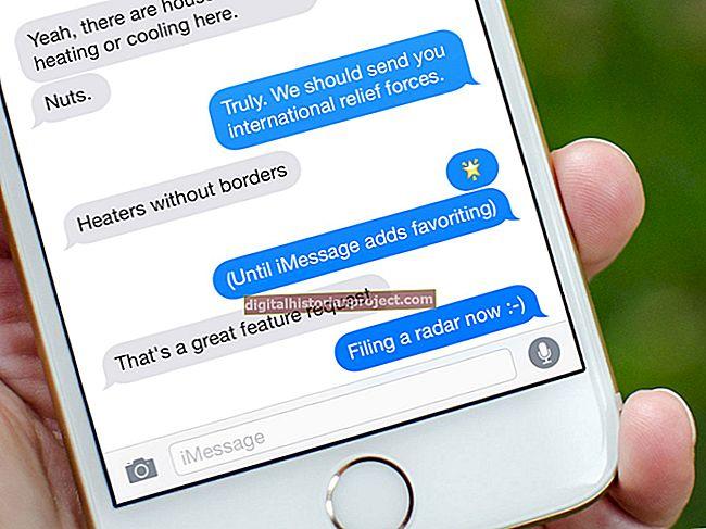 Como excluo mensagens SMS em um iPhone?