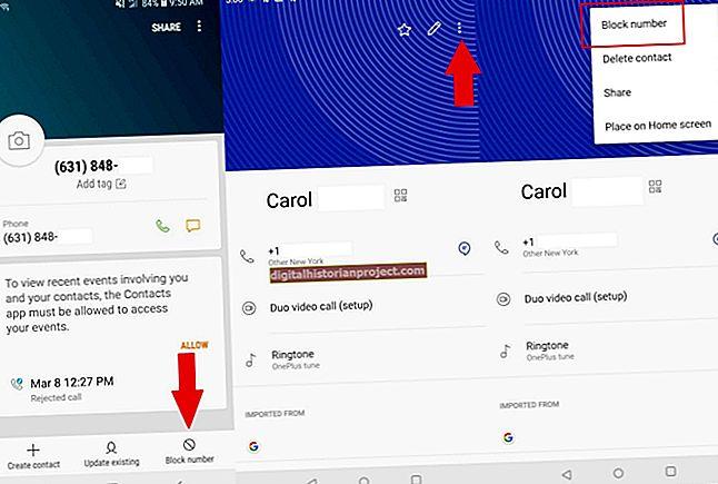 Cách chặn một số trên thiết bị Android