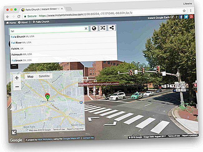 Cách tìm địa chỉ trên Google Earth