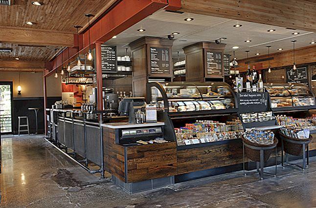 Starbucks e seu design organizacional