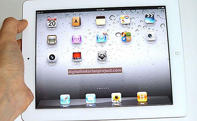 O que você faz se esquecer o código de acesso do seu iPad?