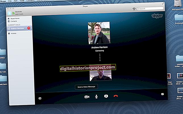 O Skype em um Mac não consegue ver a webcam
