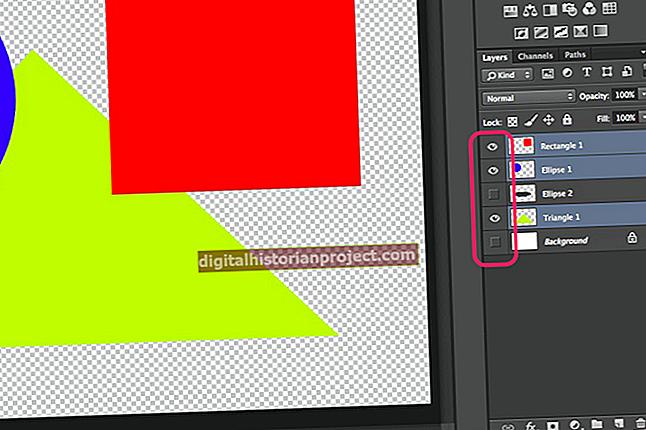 Como agrupar camadas no Photoshop