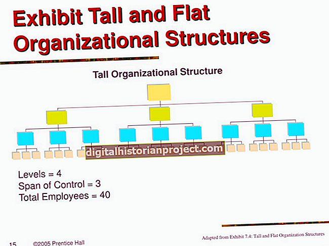 Estrutura Organizacional Alta